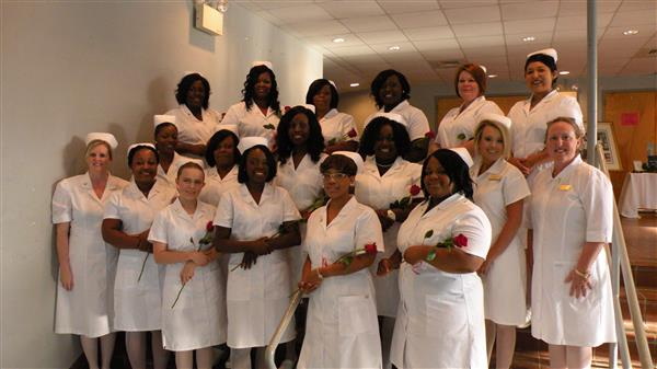 Marion County School of Practical Nursing Class of 2018