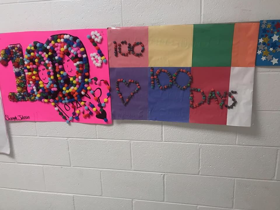 The 100th Day of School is Here!