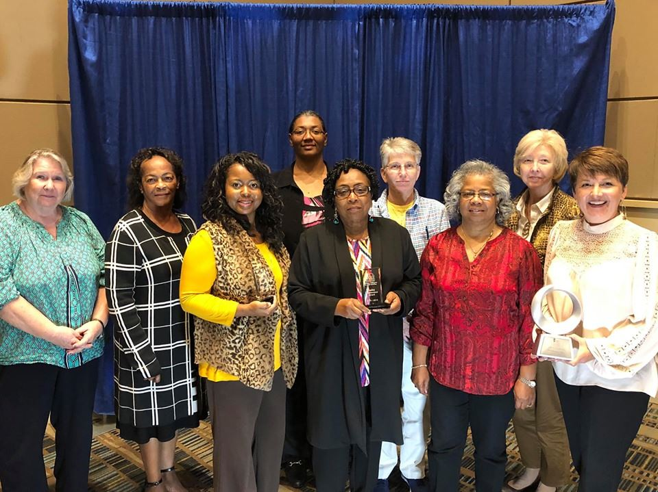 Marion County Adult Ed brings home Awards