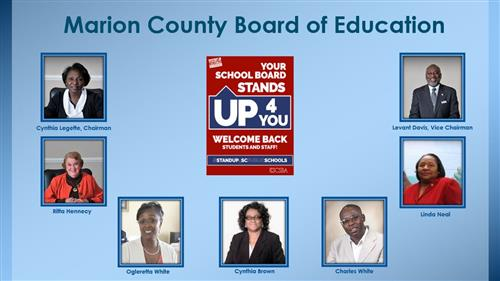 MCSD Board of Education welcomes back students and staff.