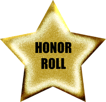 2018 - 2019 Honor Roll Teacher